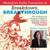 Breakdown Breakthrough Audio Companion